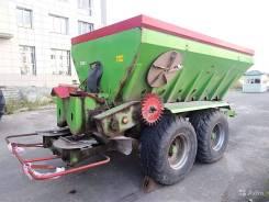 Agromaster Agrator-10000. Разбрасыватель прицепной Аgromet Рilmet RCW 10000