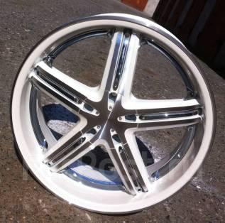 """Sakura Wheels. 7.5x18"""", 5x108.00, ET42, ЦО 73,1мм."""