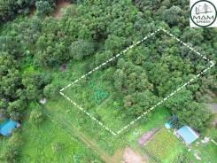 Земельный участок в Домашлино - 1200 кв. м в Фокино. 1 200кв.м., аренда, электричество, от агентства недвижимости (посредник). Фото участка