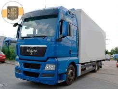 MAN TGX. 26.440, 2013, изотерм фургон 54м3 гидролифт, без пробега по РФ, 12 419куб. см., 15 000кг., 6x2. Под заказ