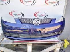 Бампер передний Mazda Demio DY#W