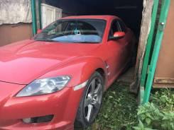 Mazda RX8. Mazda RX-8