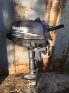 Yamaha. 4,00л.с., 4-тактный, бензиновый, нога S (381 мм), 2012 год год