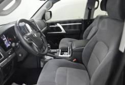 Сиденье. Toyota Land Cruiser, GRJ200, J200, URJ200, UZJ200, UZJ200W, VDJ200