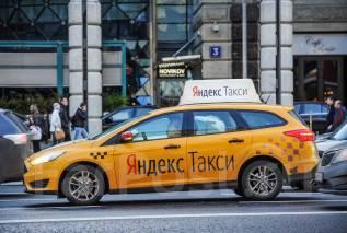 Водитель такси. ИП Бунтовской А.С. Хабаровск