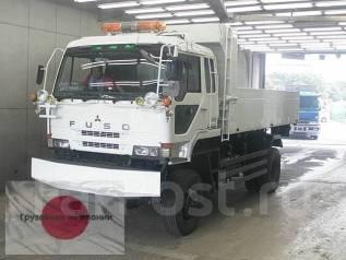 Mitsubishi Fuso. Мостовой 4х4, 16 000куб. см., 10 000кг., 4x4. Под заказ