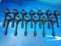 Катушка зажигания, трамблер. Infiniti I30, A32, 32 Nissan Maxima, A32, A32B Nissan Cefiro, A32, HA32, PA32, WA32, WHA32, WPA32 Двигатели: VQ30DE, VQ20...