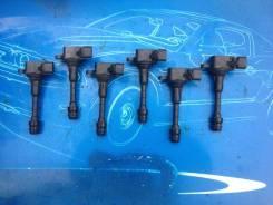 Катушка зажигания, трамблер. Nissan Cedric, MY34 Nissan Skyline, NV35, V35 Nissan Stagea, M35, NM35 Nissan Gloria, MY34 Двигатель VQ25DD