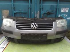 Рамка радиатора. Volkswagen Passat, 3B3, 3B6 Двигатели: ALT, ALZ, AMX, APR, AQD, ATQ, AVB, AVF, AWL, AWM, AWT, AWX, AZM, BAU, BDG, BDH, BDN, BDP, BFF...