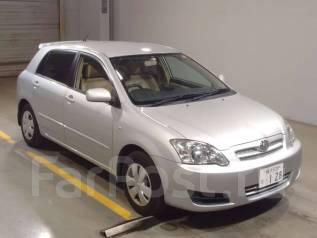 Toyota Allex. ZZE1222027671, 1ZZFE