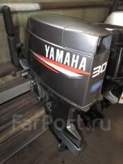 Yamaha. 30,00л.с., 2-тактный, бензиновый, нога S (381 мм), 2004 год год