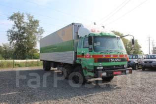 Isuzu Elf. Продается грузовой фургон Isuzu, 14 700куб. см., 10 000кг., 4x2