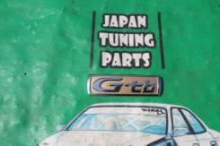 Эмблема. Toyota Mark II Wagon Blit, JZX110, JZX110W Toyota Mark II, JZX110 Двигатель 1JZGTE