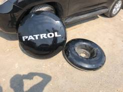 Колпаки запасного колеса. Nissan Patrol