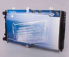 Радиатор охлаждения ВАЗ 2170 Приора алюм.