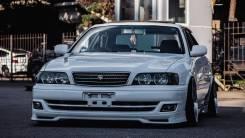 Губа передняя на Тойота-Чайзер GX/JZX-100(1999-2000г. )В наличии!