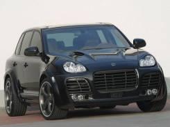 Бампер. Porsche Cayenne. Под заказ