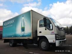 Isuzu. Продается NQR75 промтоварный фургон, 5 193куб. см., 5 000кг., 4x2