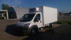 Fiat Ducato. Рефрижератор на шасси с ХОУ Dongin Thermo DM-100HN, 2 287 куб. см., 1 500 кг., 4x2