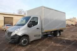 Renault Master. Европлатформа на шасси (автомобиль бортовой, тент), 1 450кг., 4x2