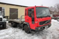 Volvo FL6. Автоэвакуатор на шасси ломаная платформа (4520-5450 мм. ), 6 000кг., 4x2