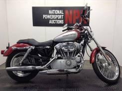 Harley-Davidson Sportster 883 Custom XL883C. 883куб. см., исправен, птс, с пробегом