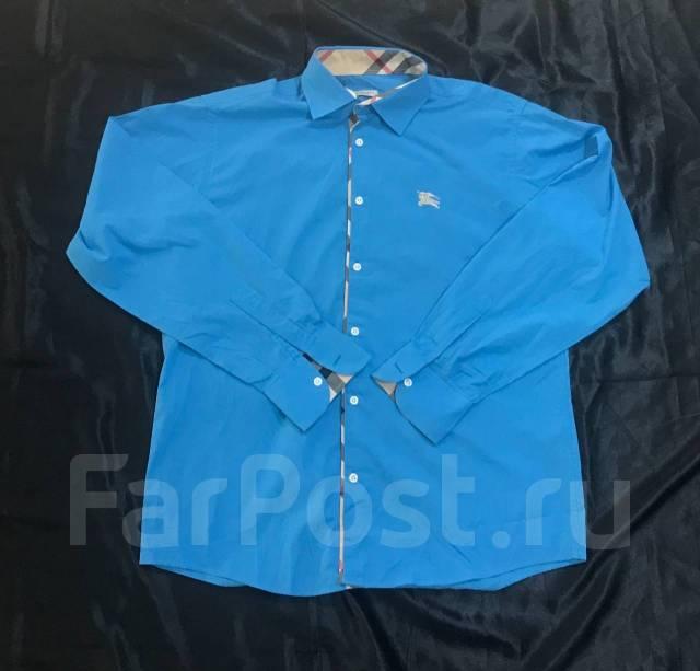 Продам брендовую мужскую рубашку Burberry - Основная одежда во ... f2c99720312
