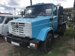 ЗИЛ 45065. ЗИЛ грузовой самосвал, 6 000куб. см., 6 000кг., 4x2