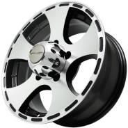 """Sakura Wheels 886. 7.0x16"""", 5x139.70, ET0, ЦО 110,5мм."""