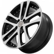 """Sakura Wheels R266. 7.5x17"""", 4x100.00, ET40, ЦО 73,1мм."""