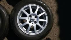 """Nissan. 5.5x5.5"""", 4x100.00, ET40, ЦО 60,0мм."""