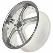 """Sakura Wheels R296. 7.5x17"""", 5x114.30, ET35, ЦО 73,1мм."""
