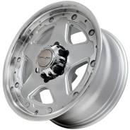 """Sakura Wheels. 8.0x17"""", 6x139.70, ET-10, ЦО 110,5мм."""