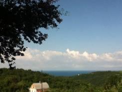 Продается участок на Черном море. 1 100кв.м., собственность, электричество, вода, от частного лица (собственник)