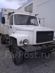 ГАЗ 3308 Садко. ГАЗ 3308, дизель., 4 750куб. см., 2 000кг., 4x4