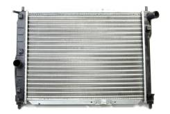 Радиатор Шевроле Ланос МКПП с кондиционером LHPR387MT
