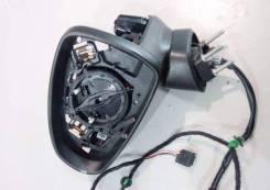 Зеркало. Audi A1, 8X1, 8XA Двигатели: CAXA, CBZA, CNVA