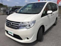 Nissan Serena. вариатор, передний, 2.0 (147л.с.), бензин, 55тыс. км, б/п. Под заказ