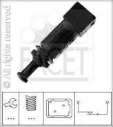 Выключатель фонаря сигнала торможения Facet 7.1148 General Motors: 9160984. Nissan: 25320-00QAB. Opel: 4414063 4500684. Renault: 7700414986 KW510148