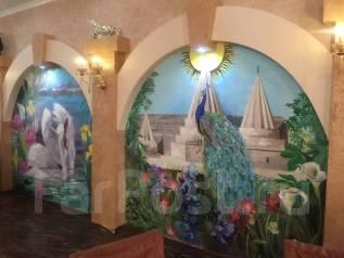 Картины. роспись стен