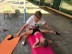 Спортивная акробатика, детки от 4-5 лет