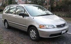 Honda Odyssey. RA3, F23A