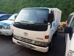 Toyota Dyna. Подам отличный грузовик, 1 750кг., 4x2