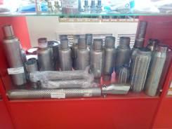 Ремонт выхлопной системы, замена катализатора на пламегаситель, обманки
