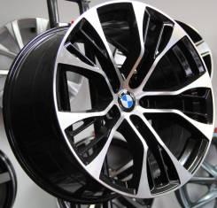 """BMW. 10.0/11.0x20"""", 5x120.00, ET40/37, ЦО 74,1мм."""
