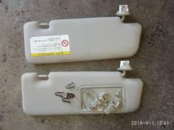 Козырек солнцезащитный. Toyota Prius, ZVW30, ZVW30L
