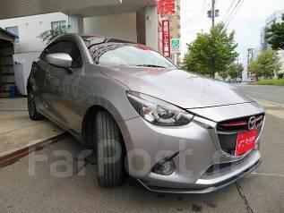 Mazda Demio. вариатор, передний, 1.3 (92л.с.), бензин, 27 000тыс. км, б/п. Под заказ