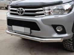Кенгурятники. Toyota Hilux