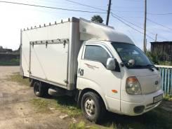 Kia Bongo III. Продаётся грузовик KIA Bongo III изотермическая будка, 2 902куб. см., 1 200кг., 4x2