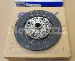 Диск сцепления. Mitsubishi Fuso Canter Mitsubishi Canter, FE439, FE449, FE508, FE518, FE538, FE638, FE648, FE50E, FE51E, FE62E, FE512, FE562, FE632, F...